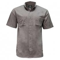 CLEARANCE Key Rip Stop Short Sleeve Shirt