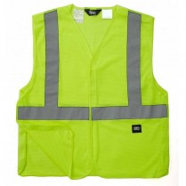 Key Hi-Visbility Break-A-Way Mesh Vest