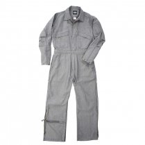 Key Deluxe Unlined Coverall, Long Sleeve, Zip to Knee