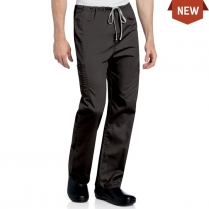 Landau Unisex Mechanical Stretch Full Drawstring Cargo Pant