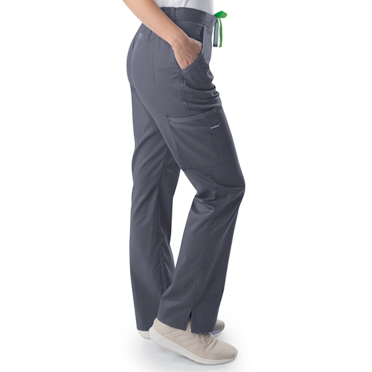 Landau Women's Modern ProFlex Cargo Pocket Scrub Pant