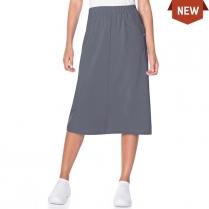 Landau Women's Modern ProFlex A-Line Skirt
