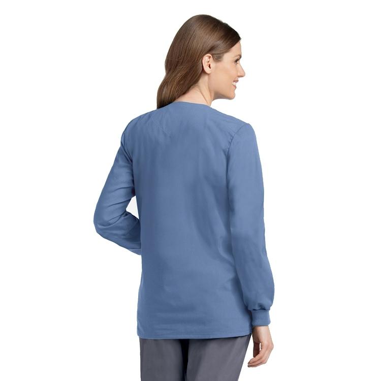 Landau Women's Poplin Warm-Up Jacket