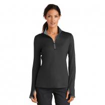 Nike Ladies' Dri-FIT Stretch 1/2-Zip Cover-Up