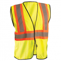 OccuNomix Value Mesh Two-Tone Safety Vest - Class 2