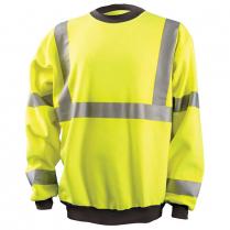 OccuNomix 9 oz. Crew Neck Sweatshirt - Class 3