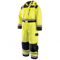 OccuNomix High Visibility Winter Coverall - Class 3