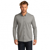 OGIO® Code Stretch Long Sleeve Button-Up Shirt
