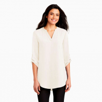 Port Authority ® Ladies' 3/4-Sleeve Tunic Blouse