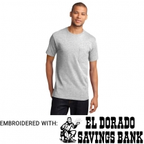 El Dorado Savings Bank - Port & Company® Essential Pocket Tee