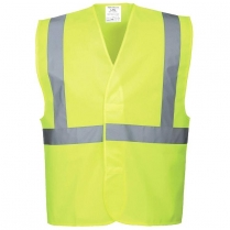 Portwest Hi-Vis One Band and Brace Vest