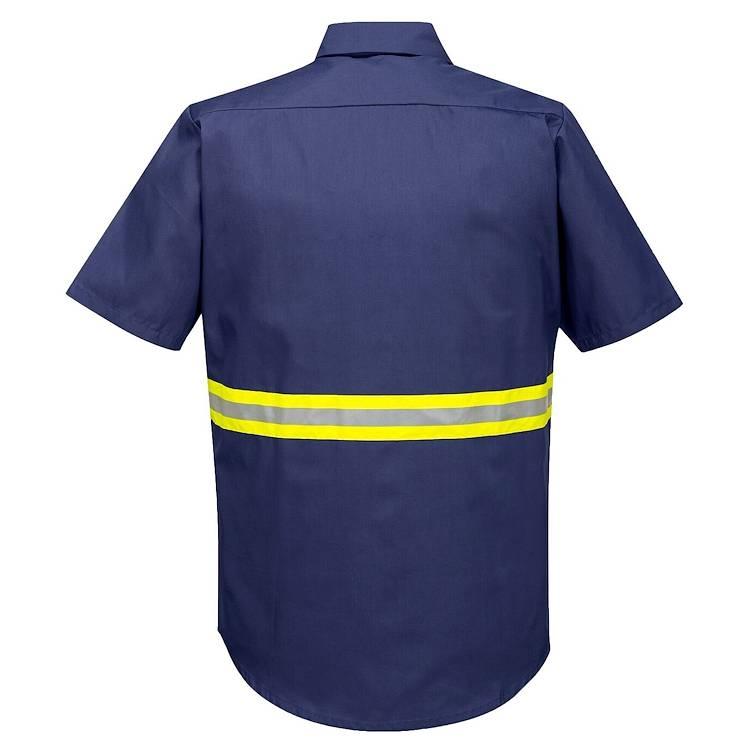 Portwest Iona Xtra Short Sleeve Work Shirt