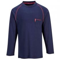 Portwest Bizflame Crew Neck Shirt Flame Resistant ARC2