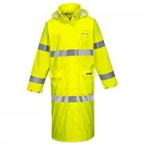 """Portwest Sealtex Flame Hi-Vis Coat  50"""""""