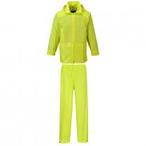 Portwest Essentials Rainsuit (2 Piece Suit)
