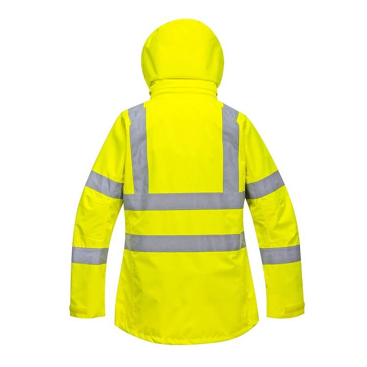 Portwest Ladies' Hi Vis Breathable Jacket