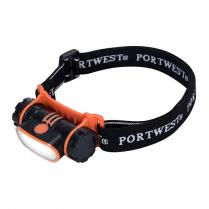 Portwest USB Rechargeable LED Head Light