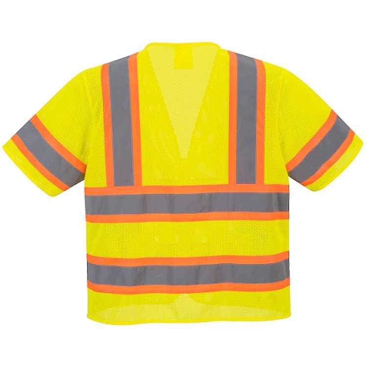 Portwest Augusta Sleeved Hi-Vis Vest