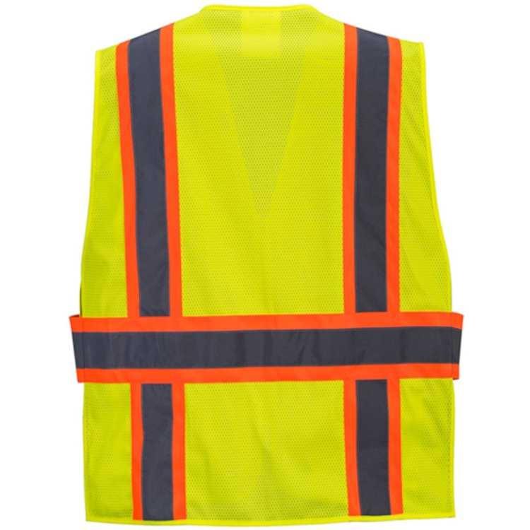Portwest Expandable Mesh Break-Away Vest