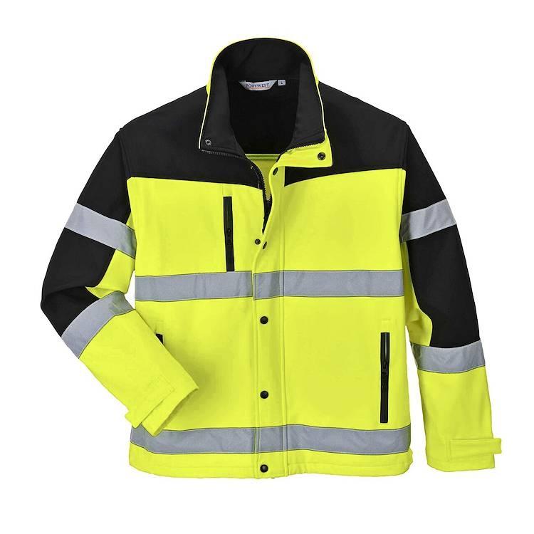 Portwest Two-Tone Softshell Jacket (3L)