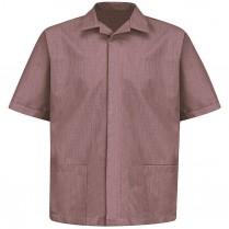 Red Kap Men's Pincord Shirt Jacket