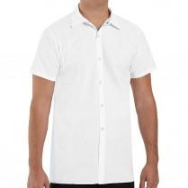 Chef Designs Long Cook Shirt - No Pocket / Gripper Front