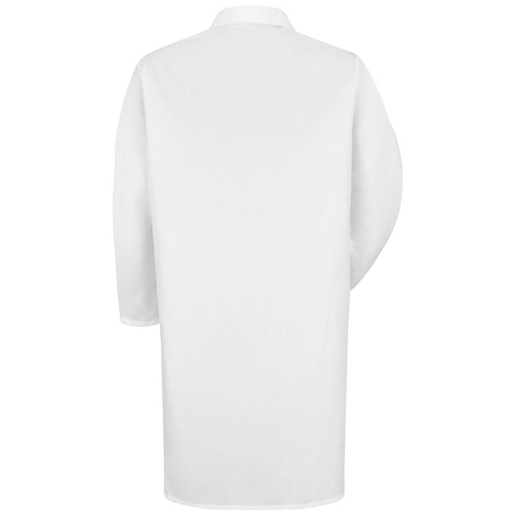 Red Kap Men's Lab Coat - Button Front