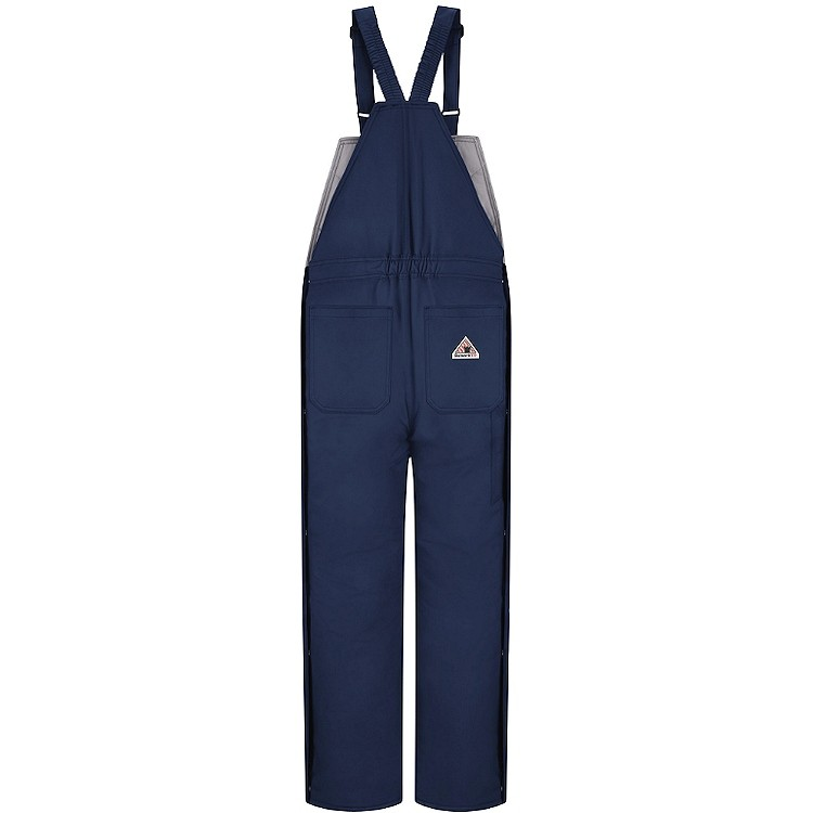Bulwark FR Excel FR ComforTouch Deluxe Insulated Bib Overall HRC4