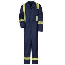 Bulwark Excel FR Classic Coverall with Reflective Trim HRC2