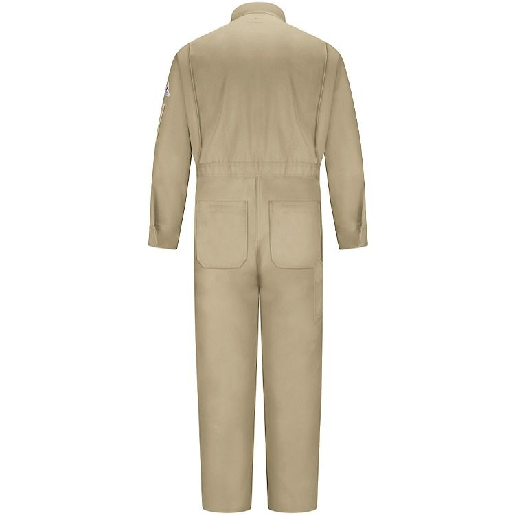 Bulwark FR Excel FR Lay Flat Collar Deluxe Coverall HRC2