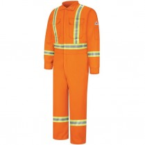 Bulwark Premium Coverall with CSA Compliant Reflective Trim - Excel FR Comfortouch