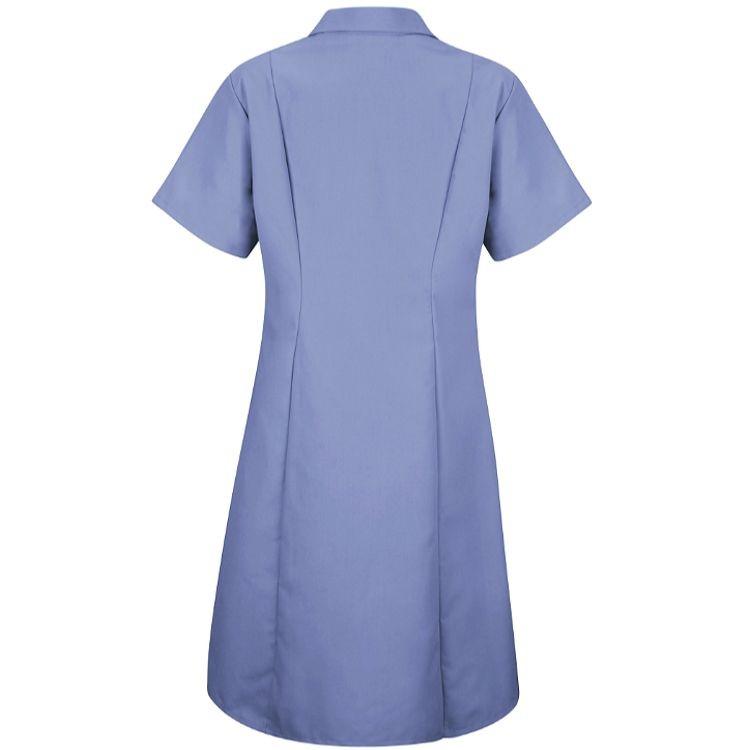 Red Kap Women's Short Sleeve Dress - Button Front