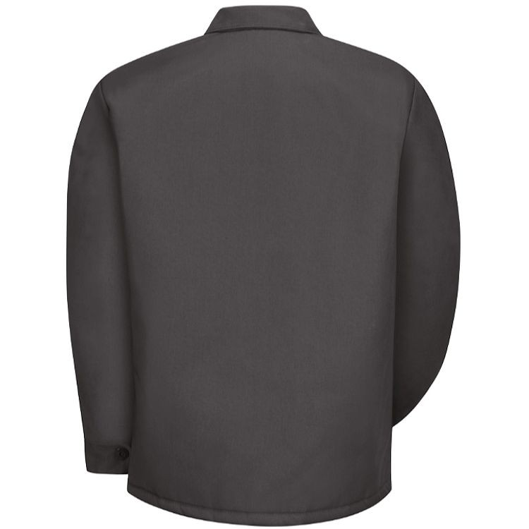 Red Kap Perma-Lined Panel Front Jacket