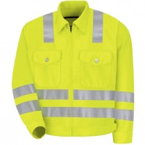 Red Kap Hi-Vis Class 3 Level 2 Ike Jacket