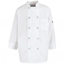 Chef Designs Vented Back Chef Coat