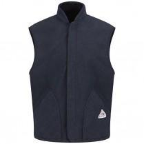 Bulwark FR Modacrylic Fleece Vest Jacket Liner HRC2