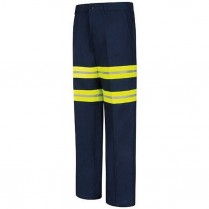 Red Kap Enhanced Visibility Wrinkle Resistant Cotton Pant
