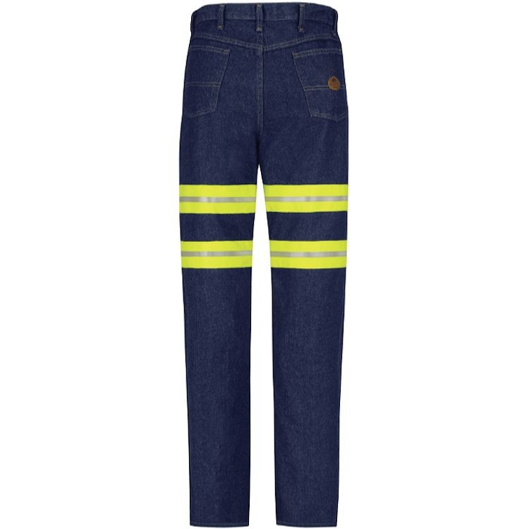 Red Kap Enhanced Visibility Relaxed Fit Jean