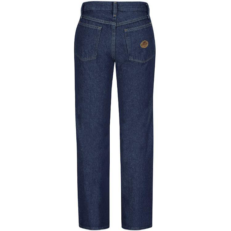 Red Kap Women's Straight Fit Jean