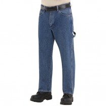 Bulwark FR Excel FR Prewashed Denim Dungaree - 14.75 oz. HRC2