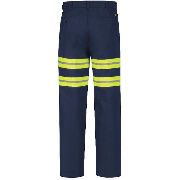 Red Kap Enhanced Visibility Dura-Kap Industrial Pant