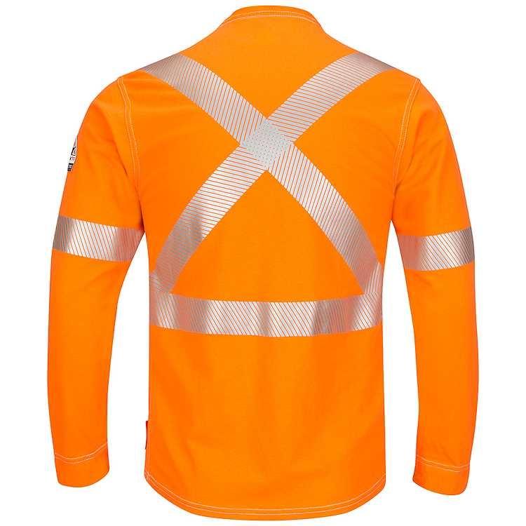 Bulwark IQ Series Long Sleeve CSA T-Shirt HRC2
