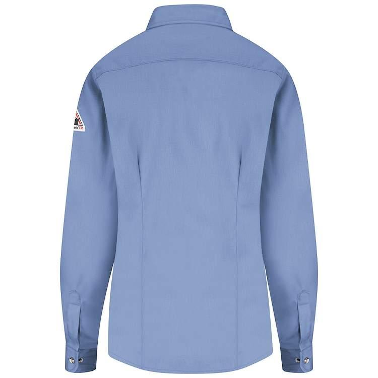 Bulwark Women's Dress Shirt Excel FR - 5.25 oz. HRC1