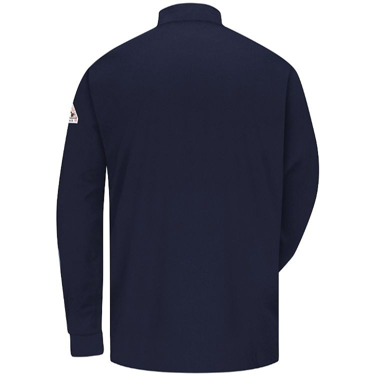 Bulwark FR Excel FR Tagless Mock Turtleneck - 6.25 oz. HRC2