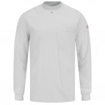 Bulwark FR Excel FR Long Sleeve Tagless T-Shirt - 6.25 oz. HRC2
