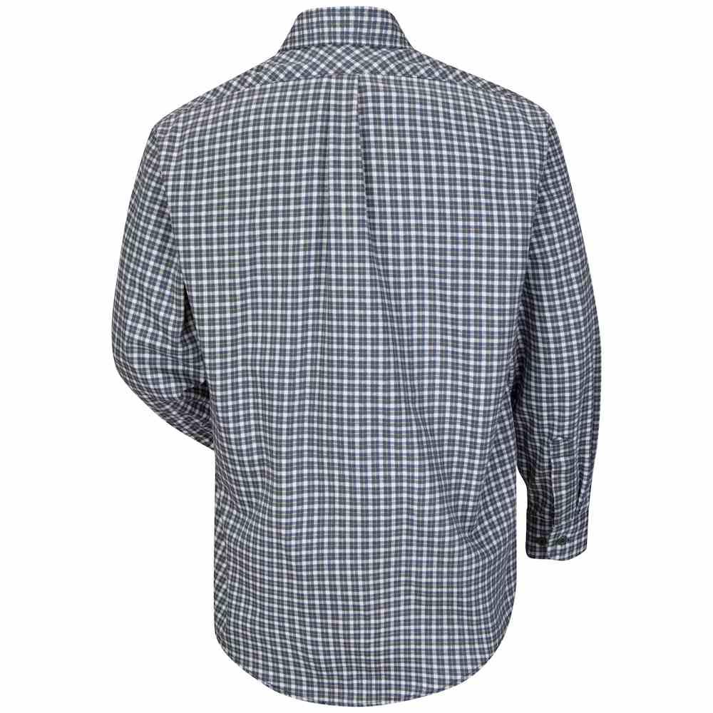 Bulwark Excel FR ComforTouch Plaid Uniform Shirt - 6.5 oz. HRC2