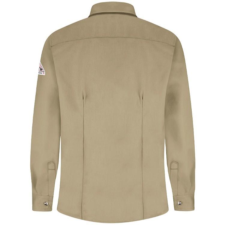 Bulwark FR Women's Excel FR ComforTouch Dress Shirt - 7.0 oz. HRC2