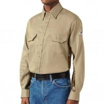 Bulwark Excel FR ComforTouch Camo Uniform Shirt - 6 oz. HRC2