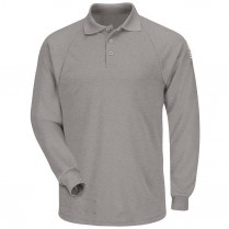 Bulwark FR CoolTouch 2 Classic Long Sleeve Polo - 6.5 oz. HRC2