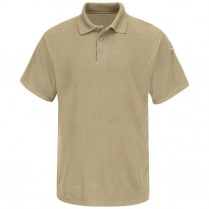 Bulwark FR CoolTouch 2 Classic Short Sleeve Polo - 6.5 oz. HRC2